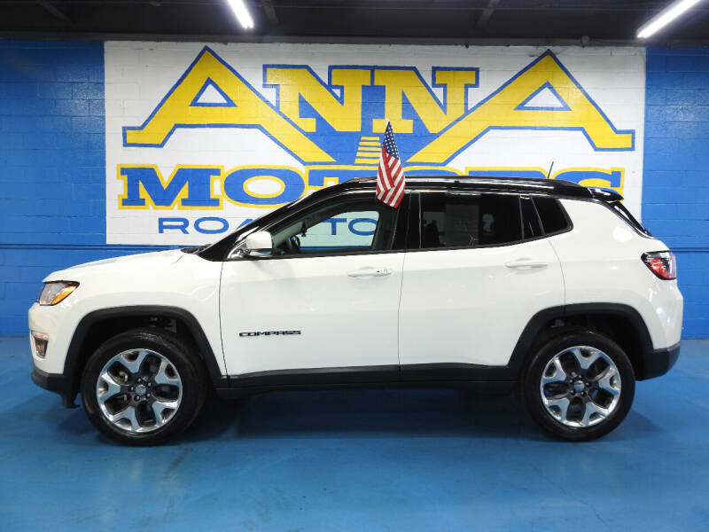 2018 Jeep Compass for sale at ANNA MOTORS, INC. in Detroit MI