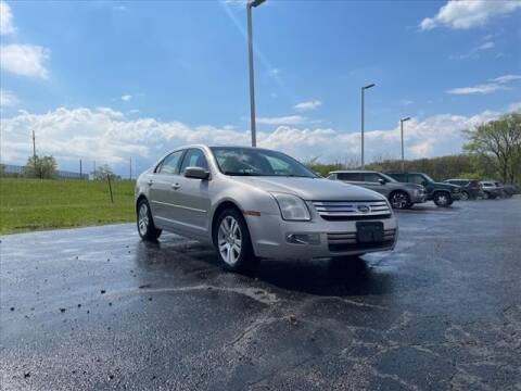 2008 Ford Fusion for sale at Lasco of Grand Blanc in Grand Blanc MI