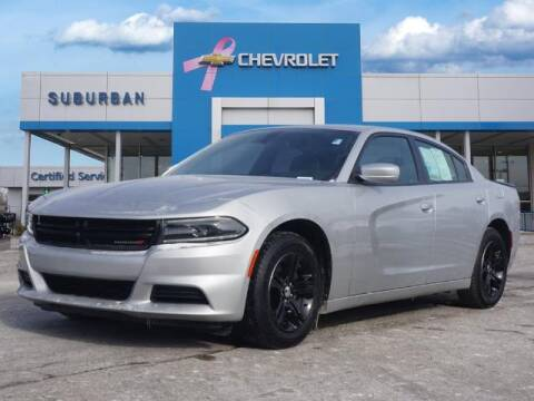 2020 Dodge Charger for sale at Suburban Chevrolet of Ann Arbor in Ann Arbor MI