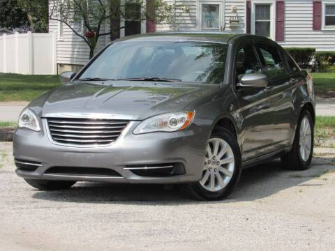 2012 Chrysler 200 for sale at Highland Luxury in Highland IN