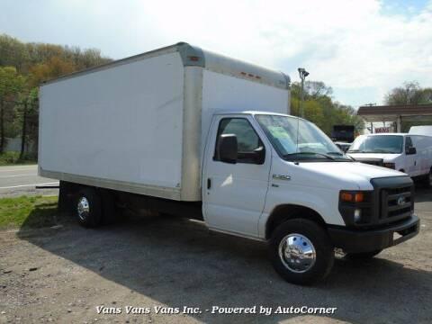 2013 Ford E-Series Chassis for sale at Vans Vans Vans INC in Blauvelt NY