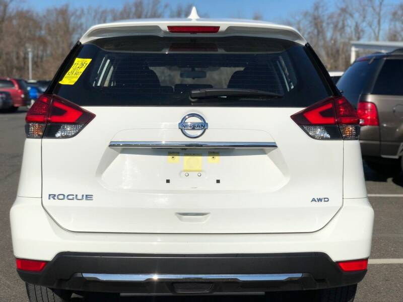 2017 Nissan Rogue AWD S 4dr Crossover (midyear release) - Newark NJ