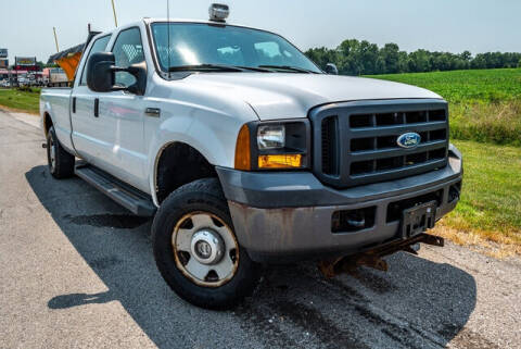 2006 Ford F-250 Super Duty for sale at Fruendly Auto Source in Moscow Mills MO