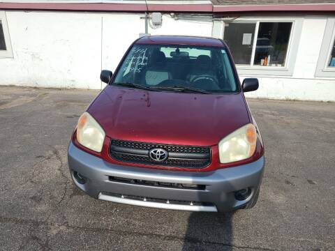 2005 Toyota RAV4 for sale at All State Auto Sales, INC in Kentwood MI