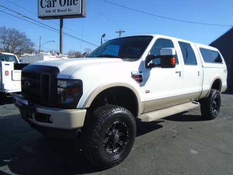 2008 Ford F-250 Super Duty for sale at Car One in Murfreesboro TN