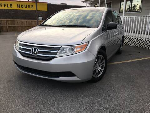 2012 Honda Odyssey for sale at Georgia Car Shop in Marietta GA