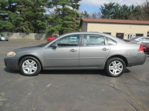 2006 Chevrolet Impala for sale at Home Street Auto Sales in Mishawaka IN