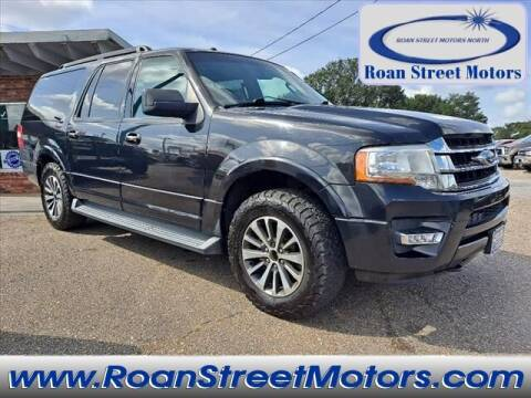 2015 Ford Expedition EL for sale at PARKWAY AUTO SALES OF BRISTOL - Roan Street Motors in Johnson City TN