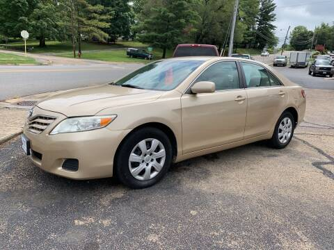 2010 Toyota Camry for sale at Trax Auto II in Broadway VA
