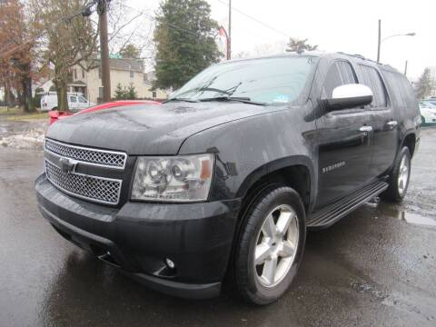 2012 Chevrolet Suburban for sale at PRESTIGE IMPORT AUTO SALES in Morrisville PA