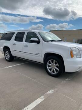 2012 GMC Yukon XL for sale at BARROW MOTORS in Caddo Mills TX