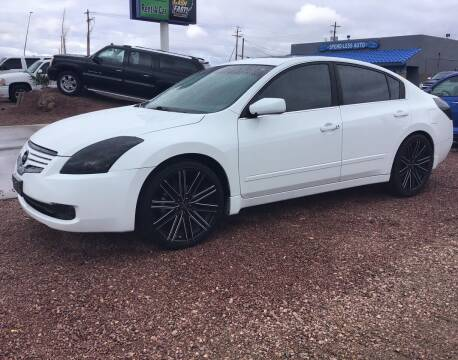 2007 Nissan Altima for sale at SPEND-LESS AUTO in Kingman AZ
