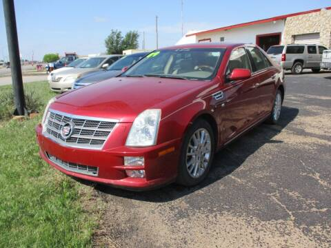 2009 Cadillac STS for sale at Sunrise Auto Sales in Liberal KS