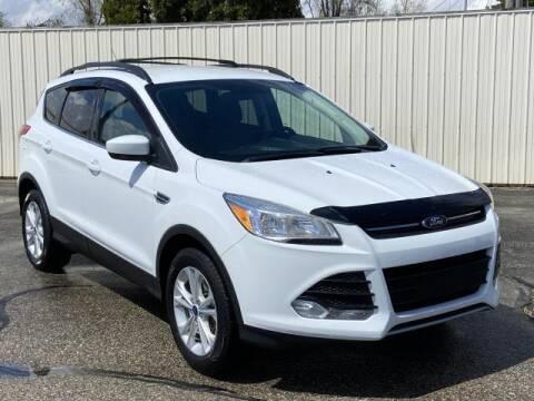 2016 Ford Escape for sale at Miller Auto Sales in Saint Louis MI