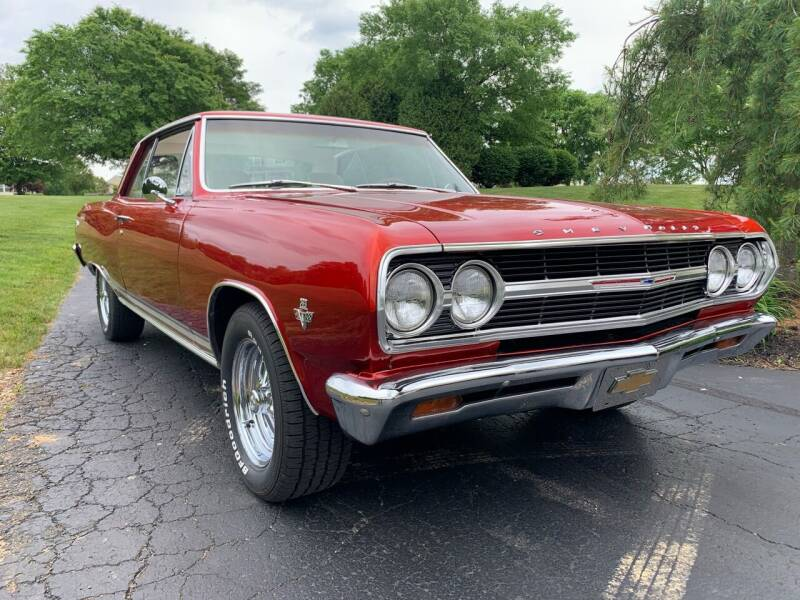 1965 Chevrolet Chevelle for sale at Waltz Sales LLC in Gap PA