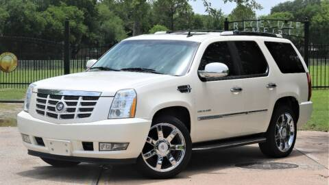 2010 Cadillac Escalade for sale at Texas Auto Corporation in Houston TX