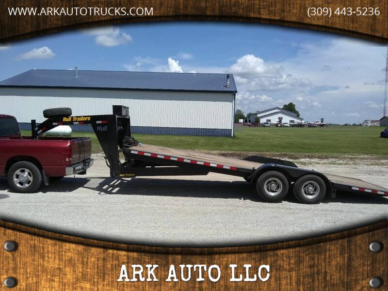 2015 Hull GE22 for sale at ARK AUTO LLC in Roanoke IL