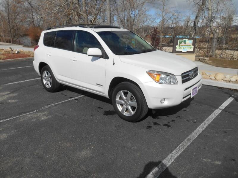 2007 Toyota RAV4 for sale at AUTOTRUST in Boise ID