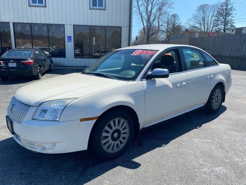 2009 Mercury Sable for sale at MBM Auto Sales and Service - MBM Auto Sales/Lot B in Hyannis MA