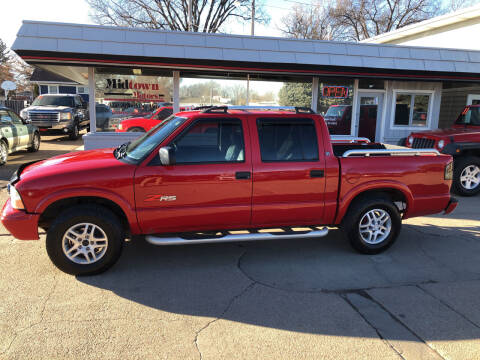 2004 GMC Sonoma for sale at Midtown Motors in North Platte NE