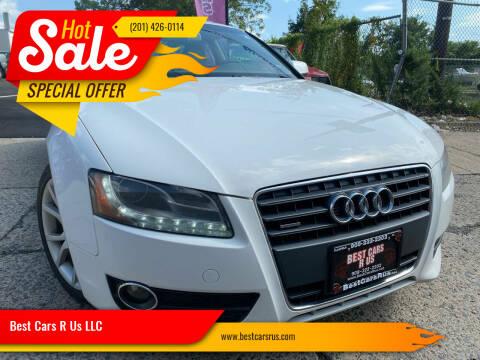 2012 Audi A5 for sale at Best Cars R Us LLC in Irvington NJ