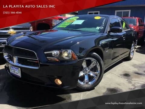 2014 Dodge Charger for sale at 2955 FIRESTONE BLVD in South Gate CA