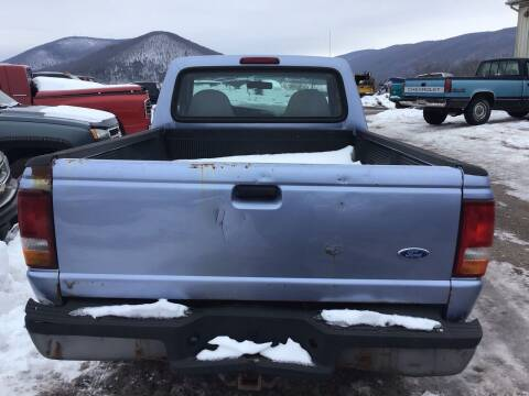 1997 Ford Ranger for sale at Troys Auto Sales in Dornsife PA