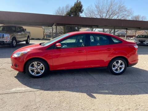2013 Ford Focus for sale at Walter Motor Company in Norton KS