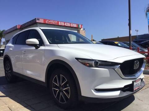 2017 Mazda CX-5 for sale at CARCO SALES & FINANCE in Chula Vista CA