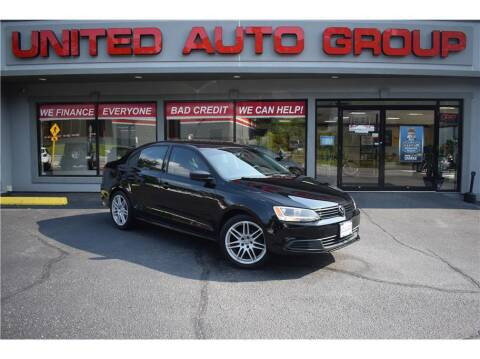 2013 Volkswagen Jetta for sale at United Auto Group in Putnam CT