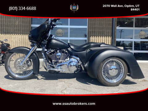 2007 Harley-Davidson FLHX Street Glide for sale at S S Auto Brokers in Ogden UT