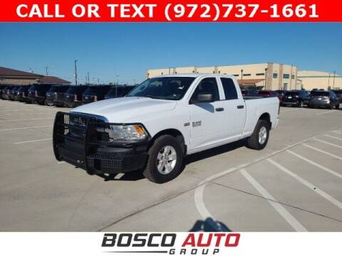 2017 RAM Ram Pickup 1500 for sale at Bosco Auto Group in Flower Mound TX