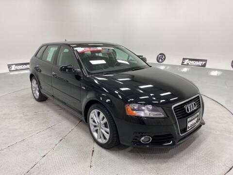 2012 Audi A3 for sale at Cj king of car loans/JJ's Best Auto Sales in Troy MI