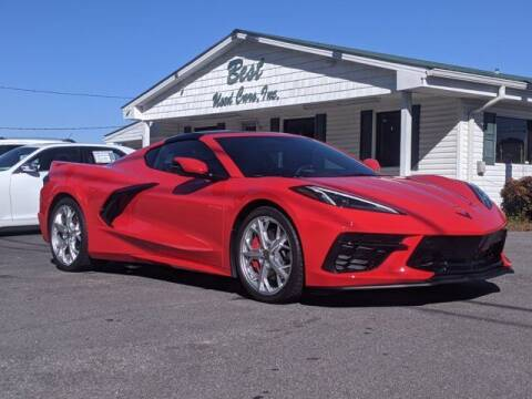 2020 Chevrolet Corvette for sale at Best Used Cars Inc in Mount Olive NC