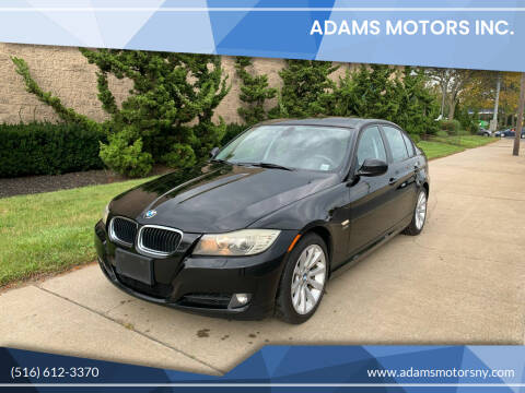 2011 BMW 3 Series for sale at Adams Motors INC. in Inwood NY