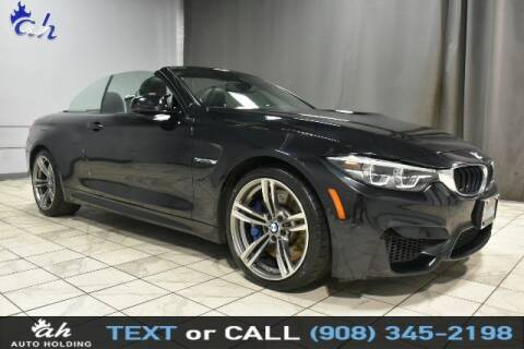 2018 BMW M4 for sale at AUTO HOLDING in Hillside NJ