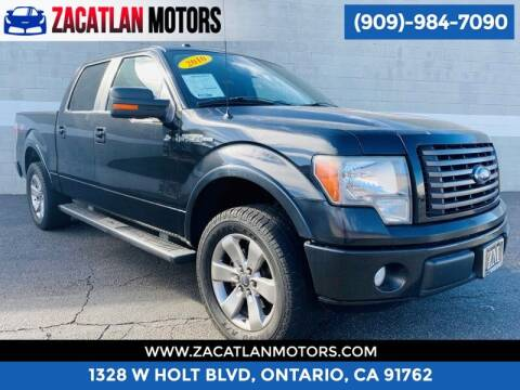 2010 Ford F-150 for sale at Ontario Auto Square in Ontario CA