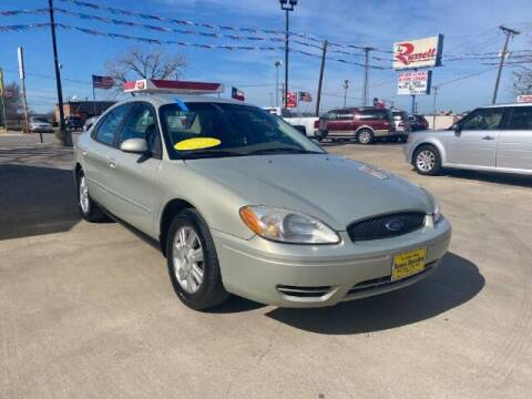 2007 Ford Taurus for sale at Russell Smith Auto in Fort Worth TX