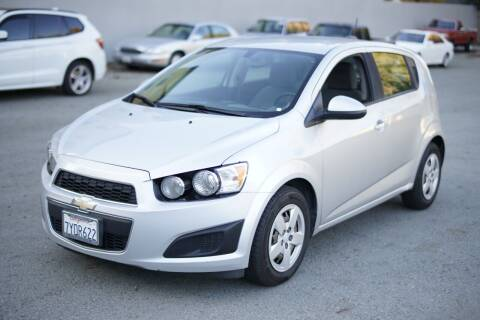 2016 Chevrolet Sonic for sale at Sports Plus Motor Group LLC in Sunnyvale CA