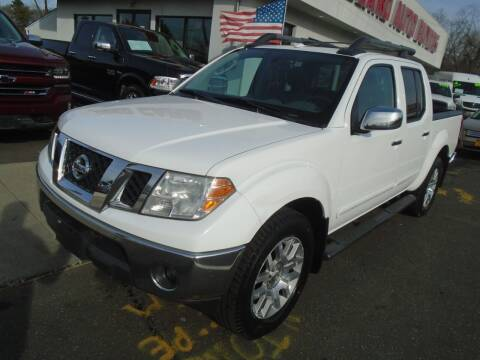 2011 Nissan Frontier for sale at Island Auto Buyers in West Babylon NY