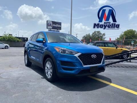 2019 Hyundai Tucson for sale at Auto Mayella in Miami FL