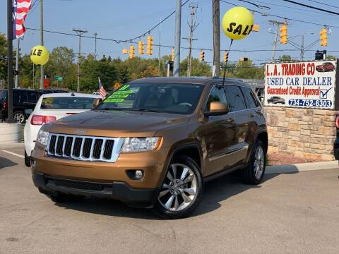 2011 Jeep Grand Cherokee for sale at L.A. Trading Co. in Woodhaven MI