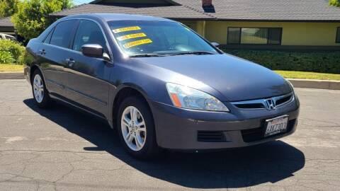 2007 Honda Accord for sale at CAR CITY SALES in La Crescenta CA