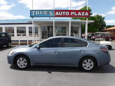 2010 Nissan Altima for sale at True's Auto Plaza in Union Gap WA