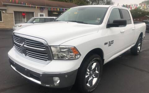 2019 RAM Ram Pickup 1500 Classic for sale at Baker Auto Sales in Northumberland PA