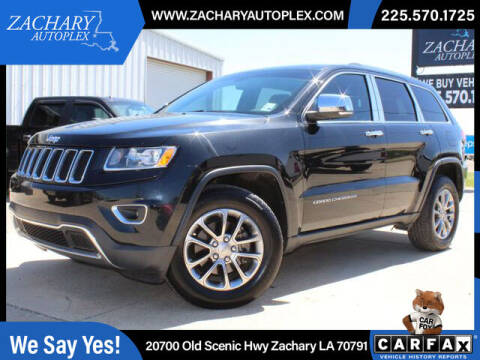 2015 Jeep Grand Cherokee for sale at Auto Group South in Natchez MS