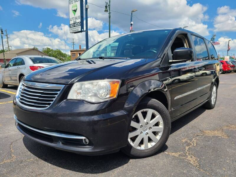 2014 Chrysler Town and Country for sale at Rite Track Auto Sales in Detroit MI