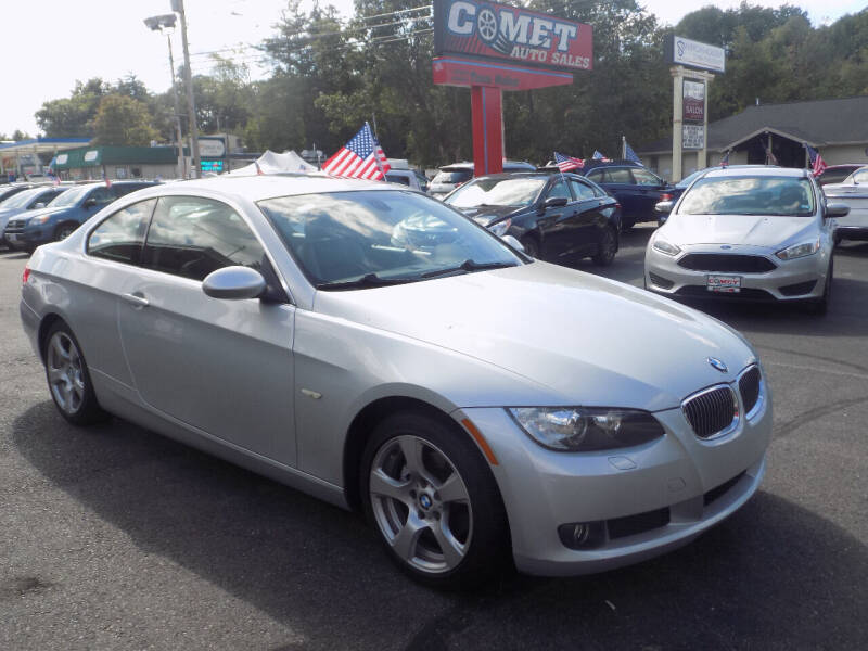 2007 BMW 3 Series for sale at Comet Auto Sales in Manchester NH
