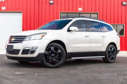 2014 Chevrolet Traverse for sale at Kelley Autoplex in San Antonio TX