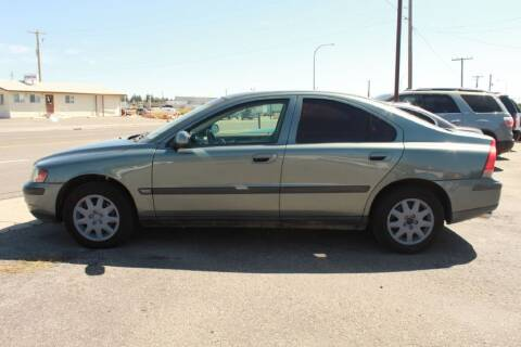 2001 Volvo S60 for sale at Epic Auto in Idaho Falls ID